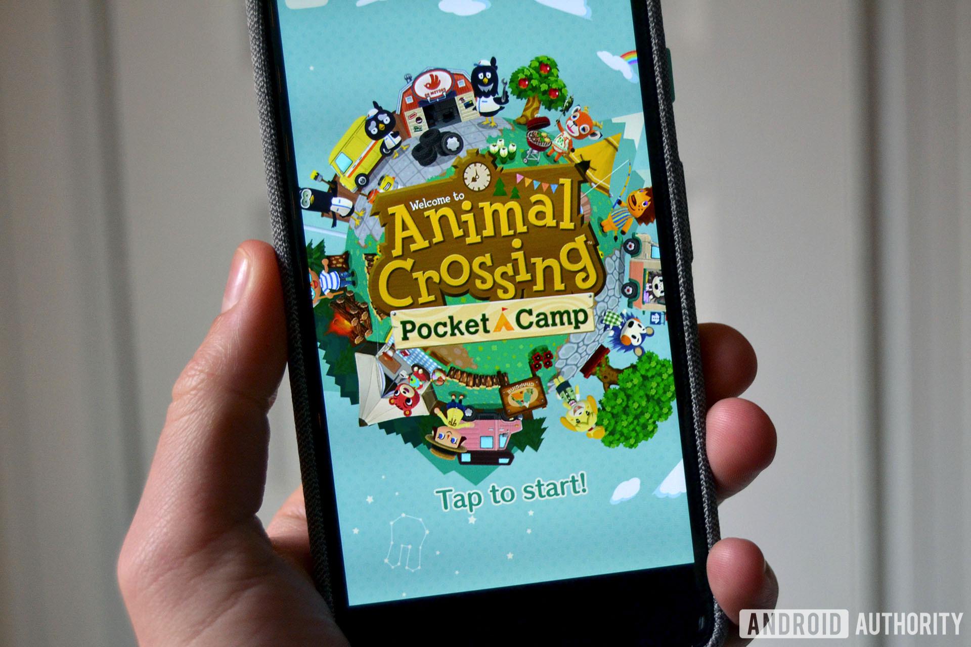 Animal Crossing Pocket Camp Time Travel