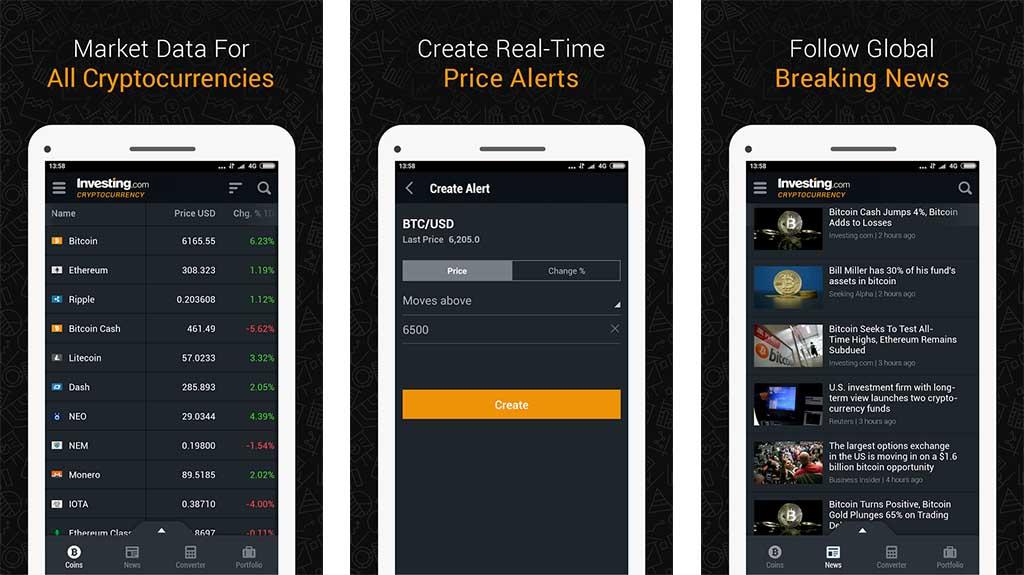 app bitcoin per android