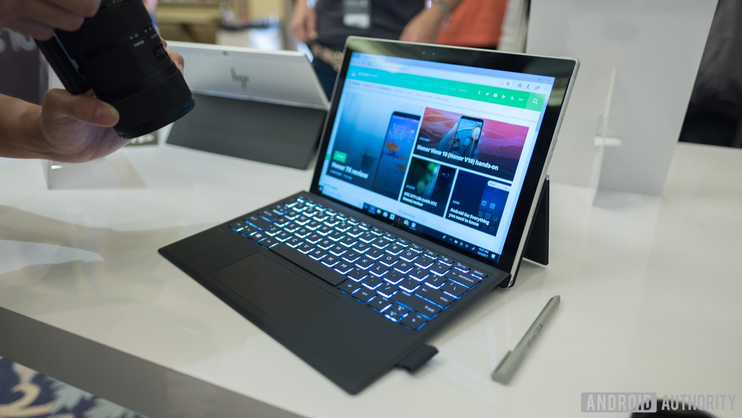 Snapdragon laptop
