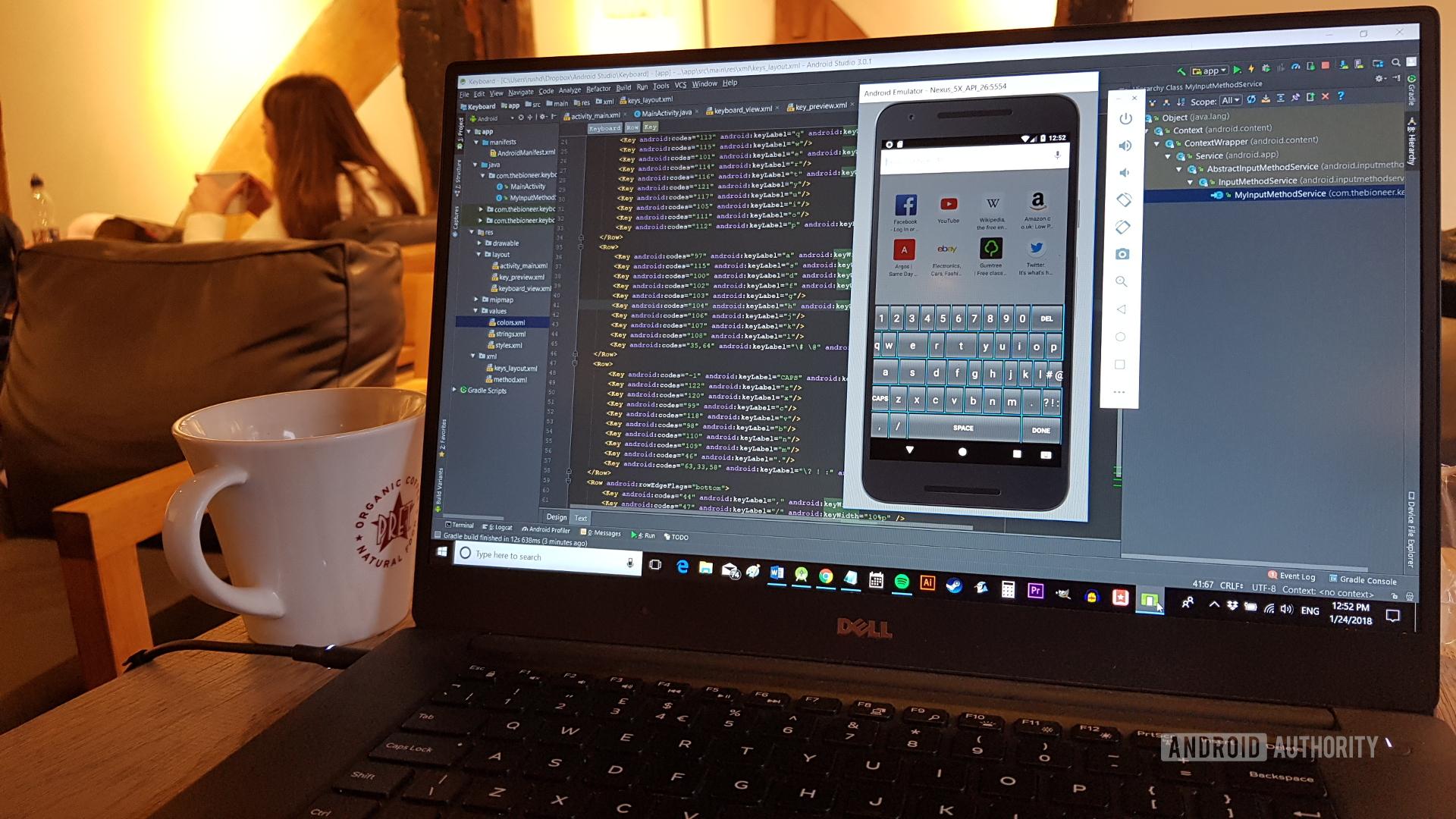 Java programming syntax development