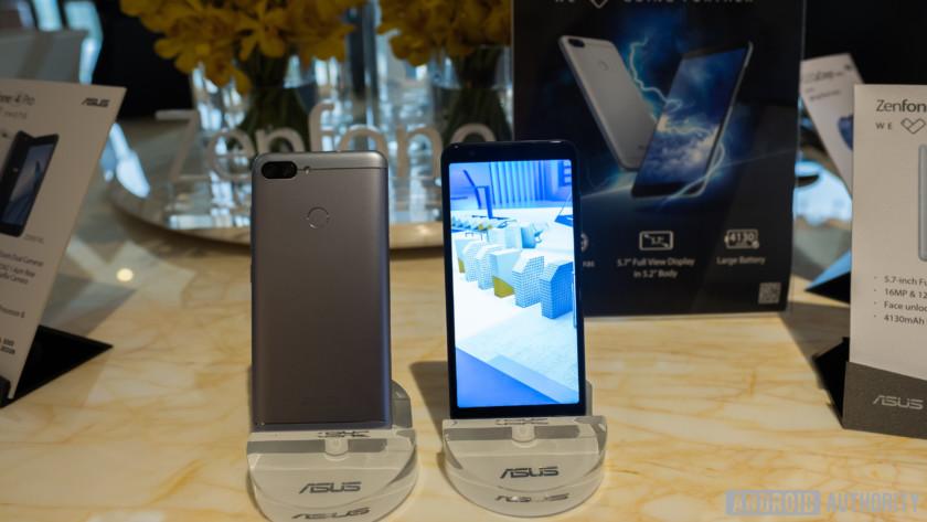 Asus ZenFone Max Plus Quick Review