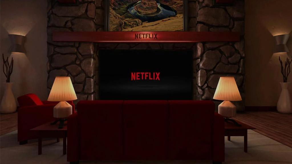 Netflix VR - best daydream apps