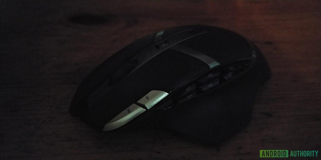 LG V30S ThinQ Bright Mode mouse