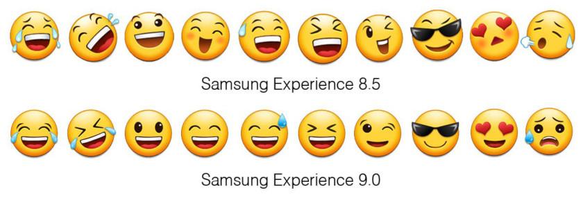 samsung emoji tilt