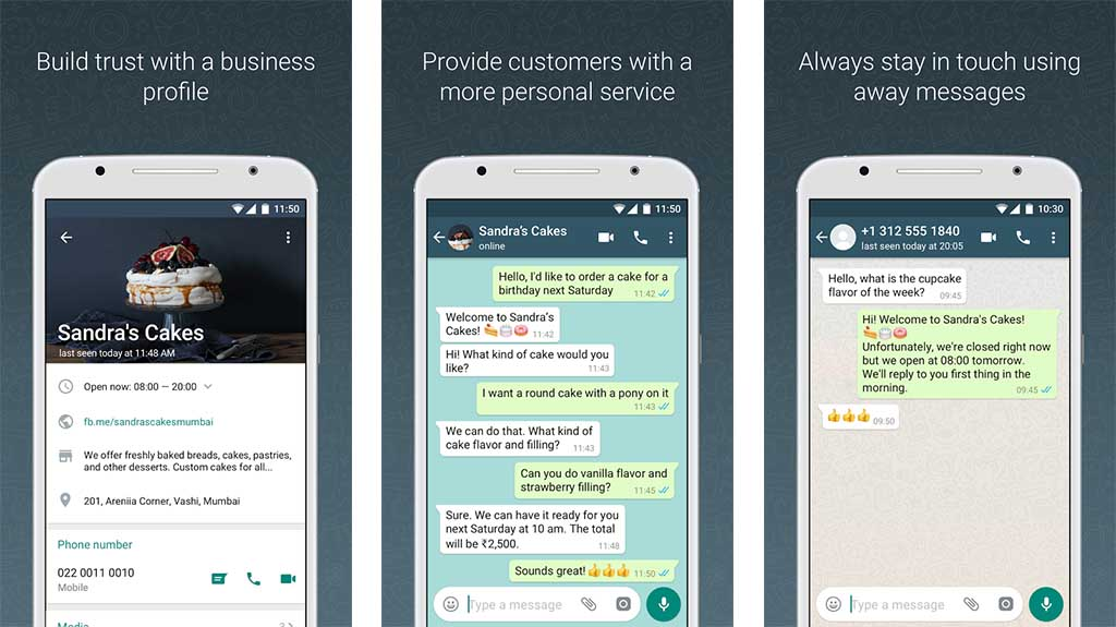 WhatsApp Business - best new android apps