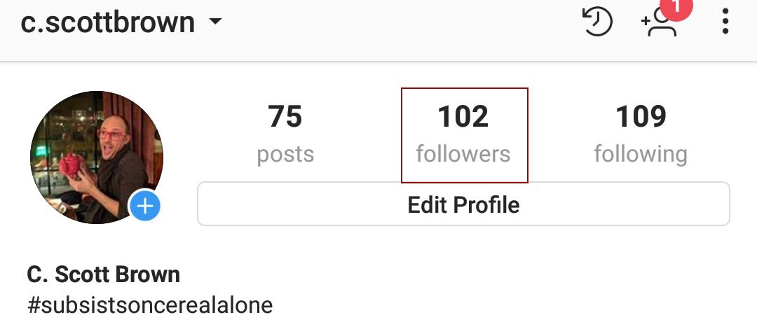 Instagram Privacy Followers