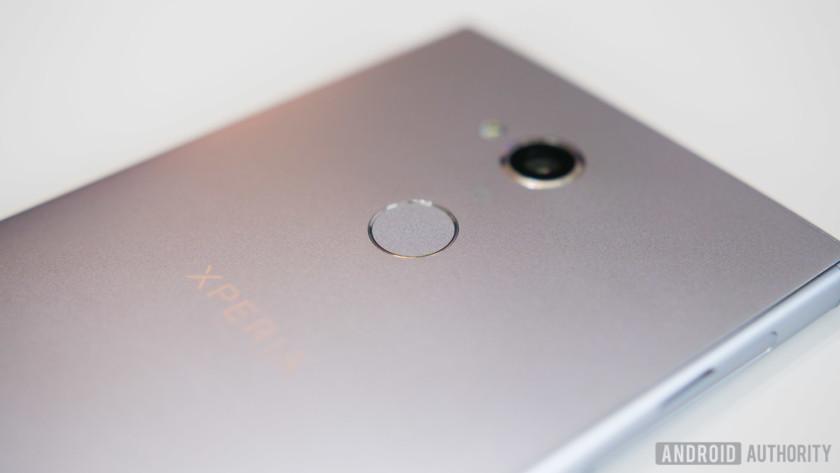 Sony Xperia XA2 Ultra camera
