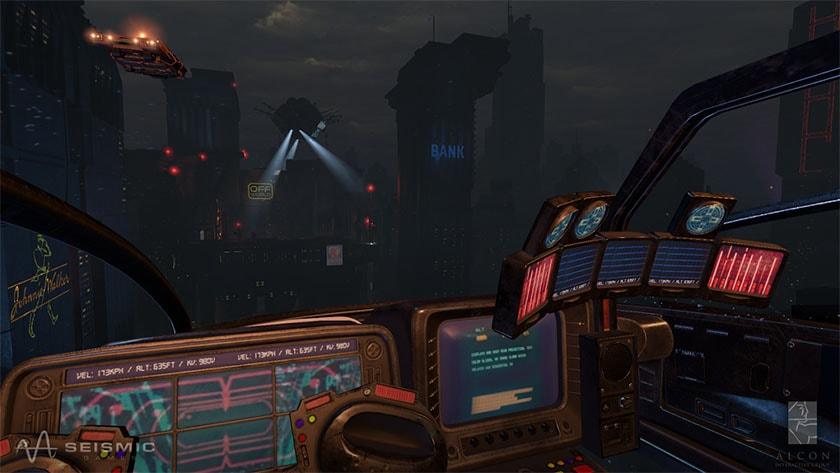 Blade Runner Revelations - best google daydream games