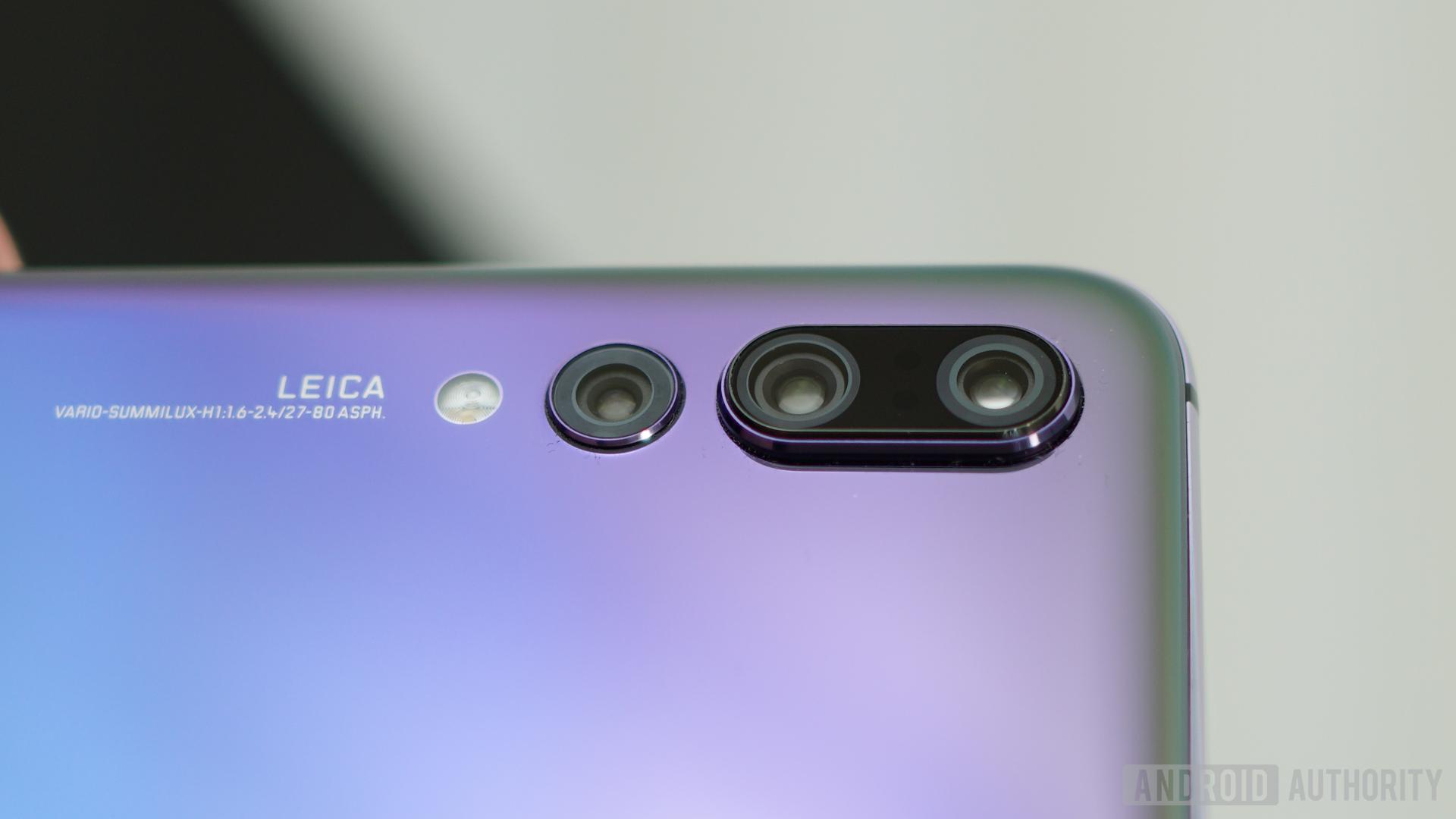 Huawei P20 Pro camera detail 3