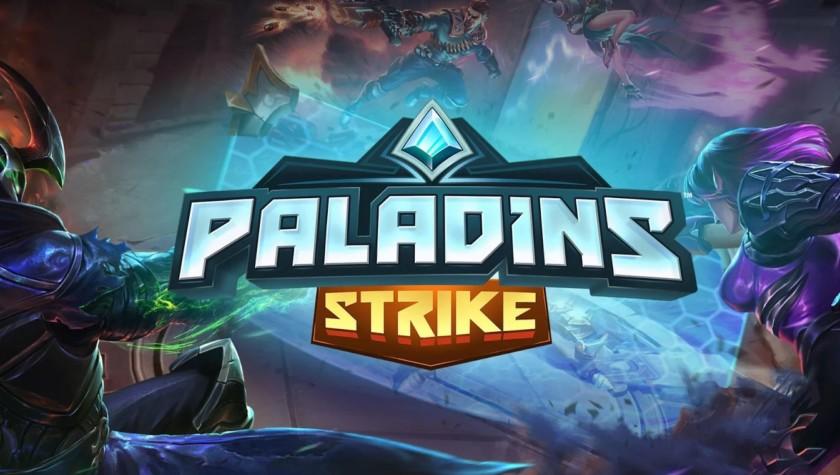 paladins strike title