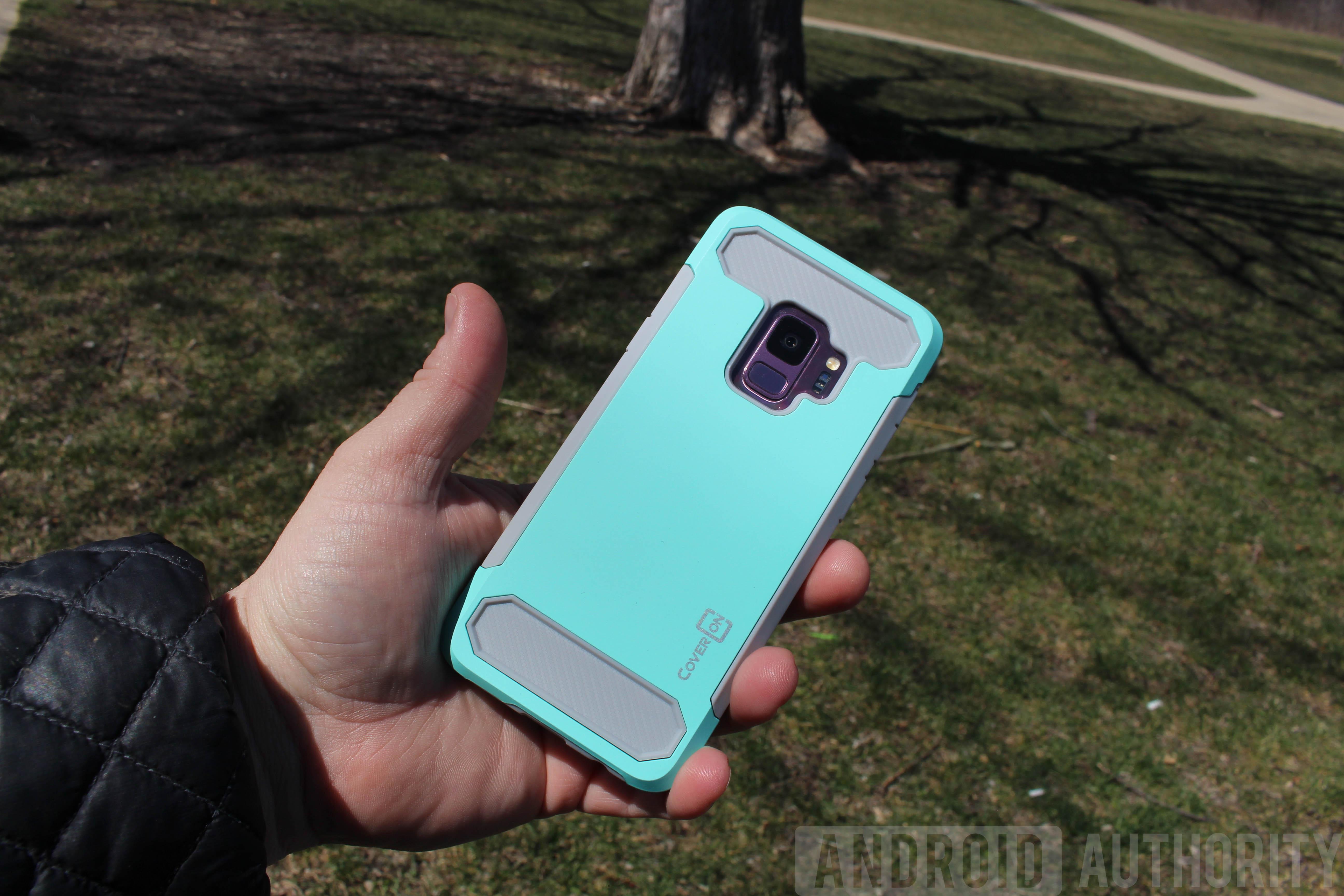 Galaxy S9 Plus cases - CoverOn Arc
