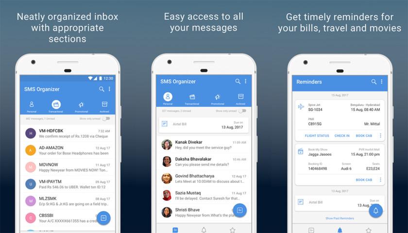 SMS Organizer - Microsoft