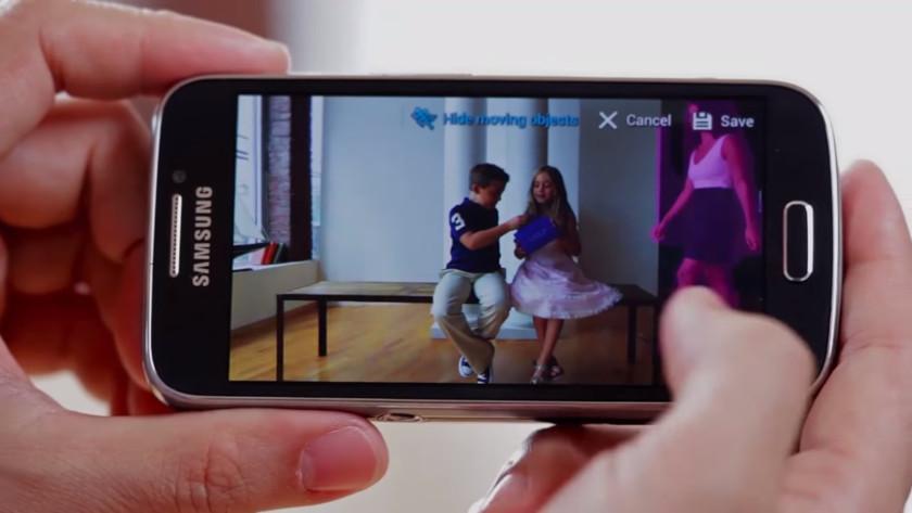 Samsung Eraser Mode
