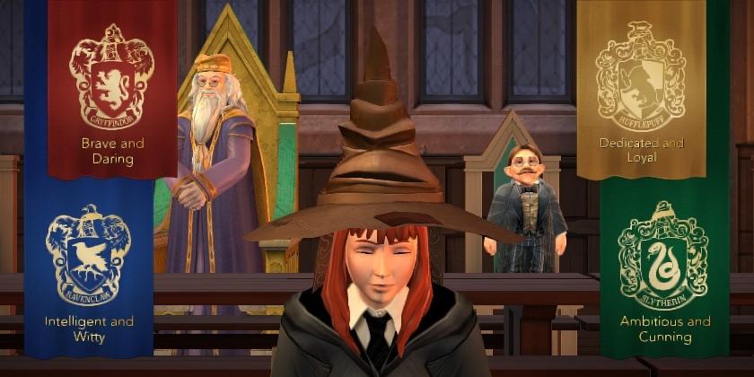 harry potter mystery