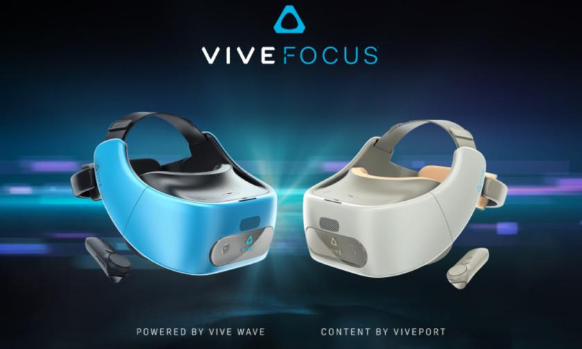 The HTC Vive Focus