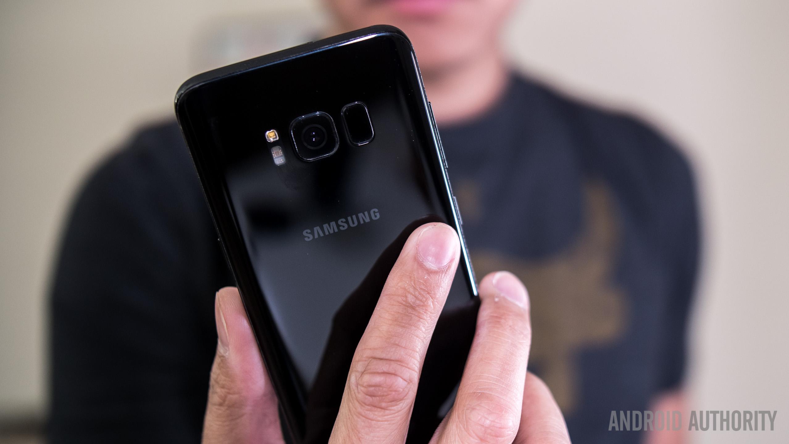 Galaxy S9 vs Galaxy S8