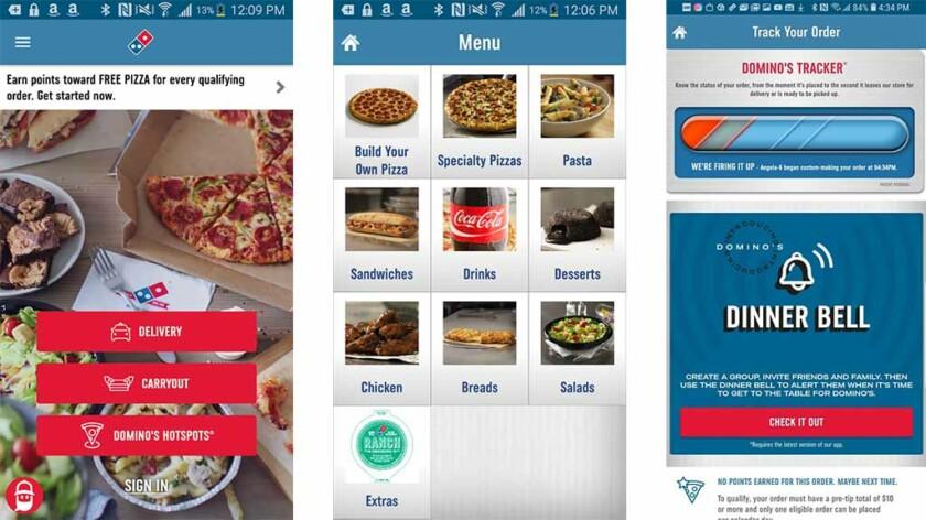 Bonus: Individual restaurant apps