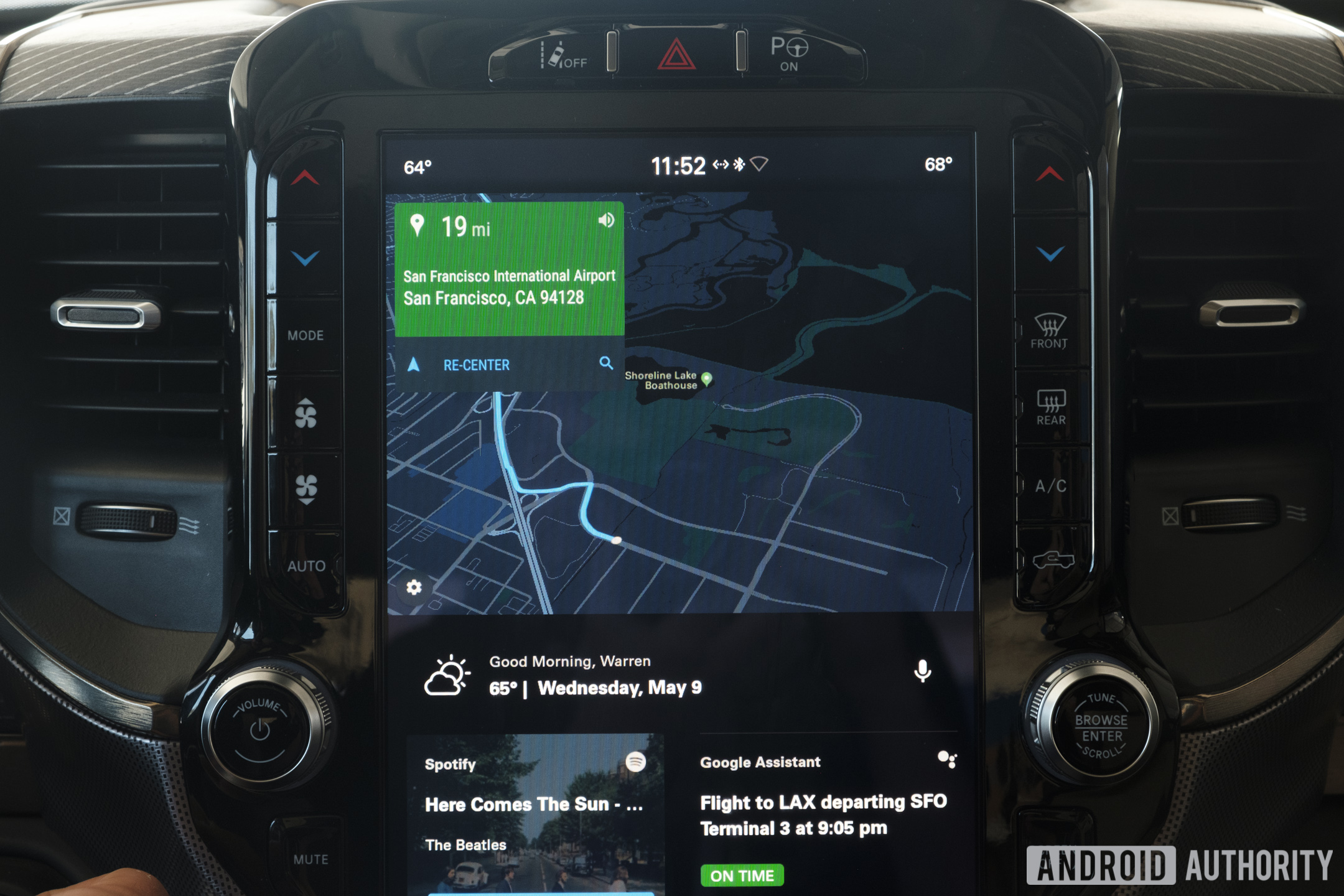 Here's what the future of Android Auto looks like
