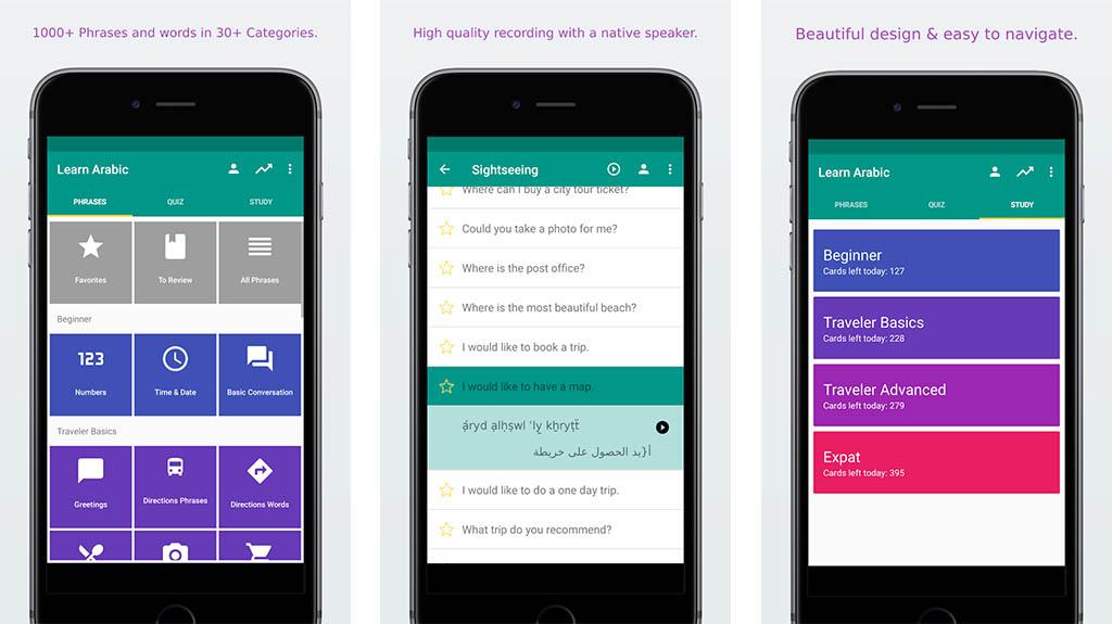 Simply Learn Arabic - best arabic learning apps