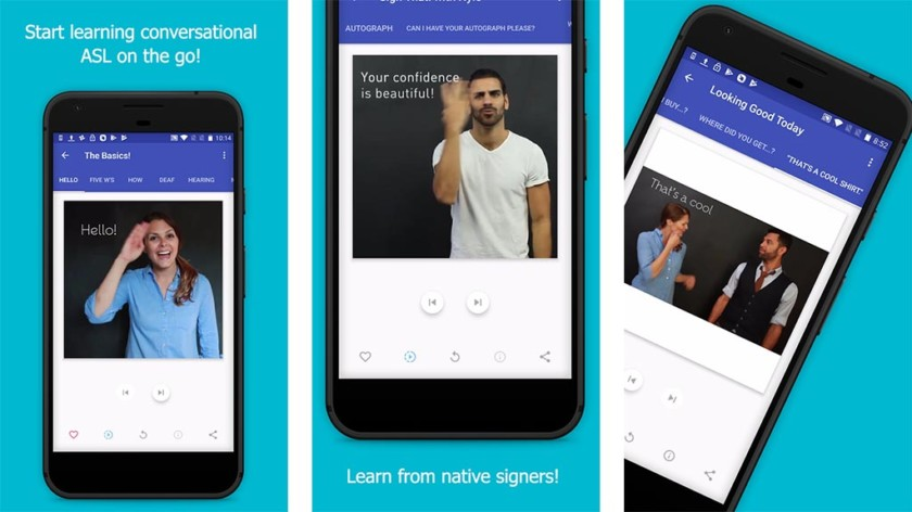 The ASL App - best ASL apps for android