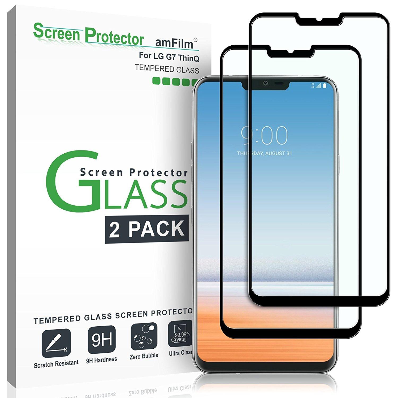 LG G7 Thinq screen protectors - Amfilm