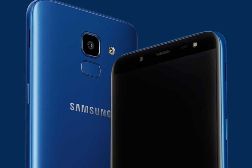 Samsung Galaxy J6 and J8