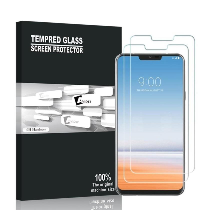 LG G7 ThinQ screen protectors - Avidet
