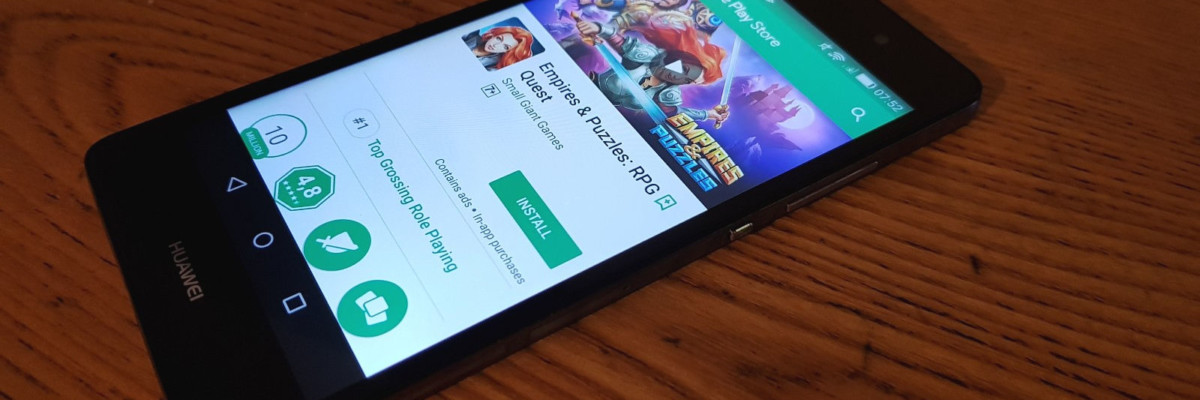 Google Play clone problem featured image