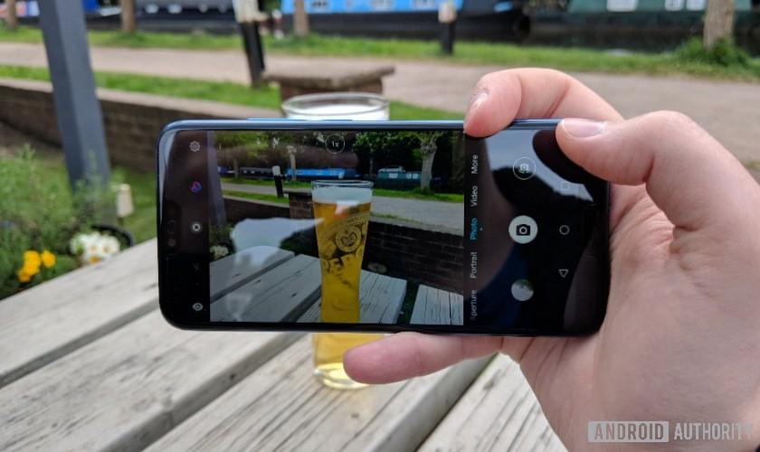 Honor 10 camera app