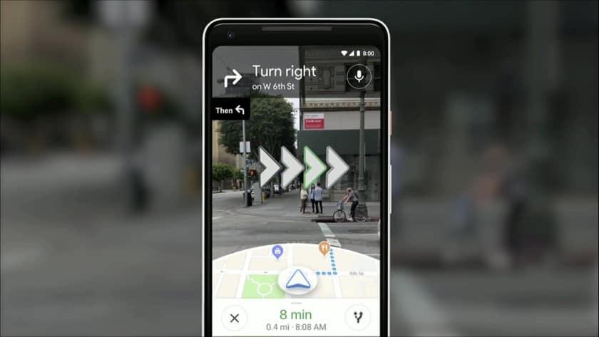 street view camera - Google IO 2018