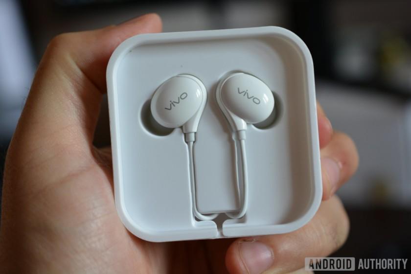 Vivo x21 ud earbuds