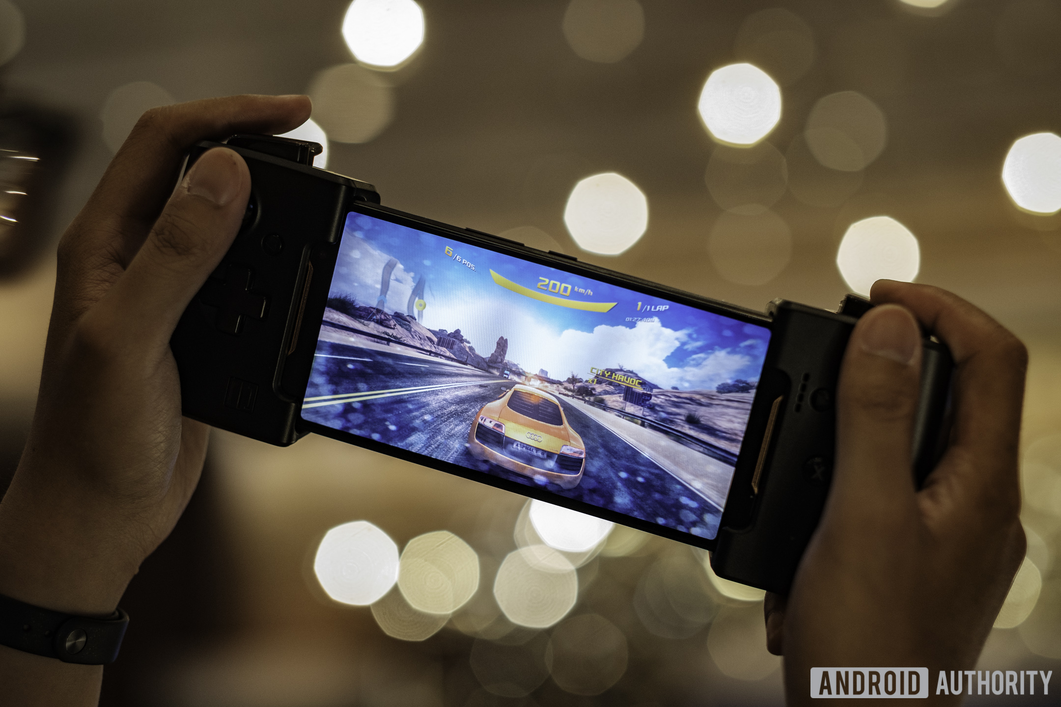 These games support Asus ROG Phone's 90Hz display