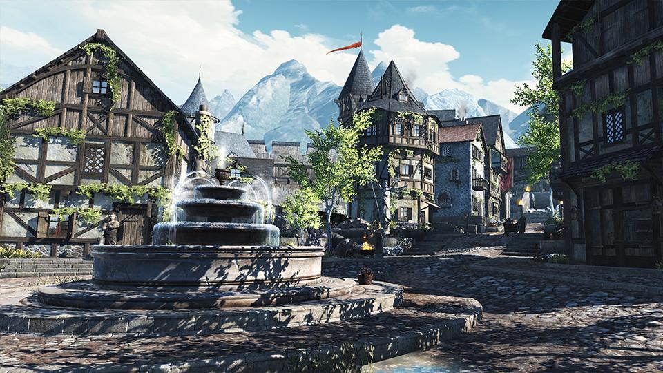 Elder Scrolls Blades Village