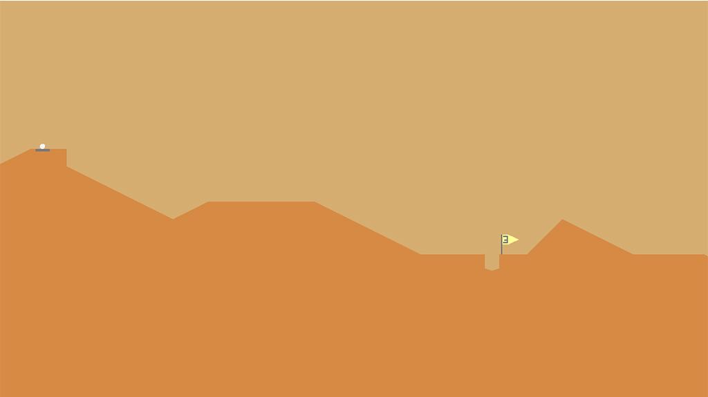 Desert Golfing - best golf games for mobile