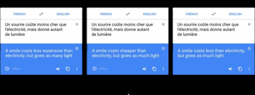 flirting meaning in arabic english translation google translation