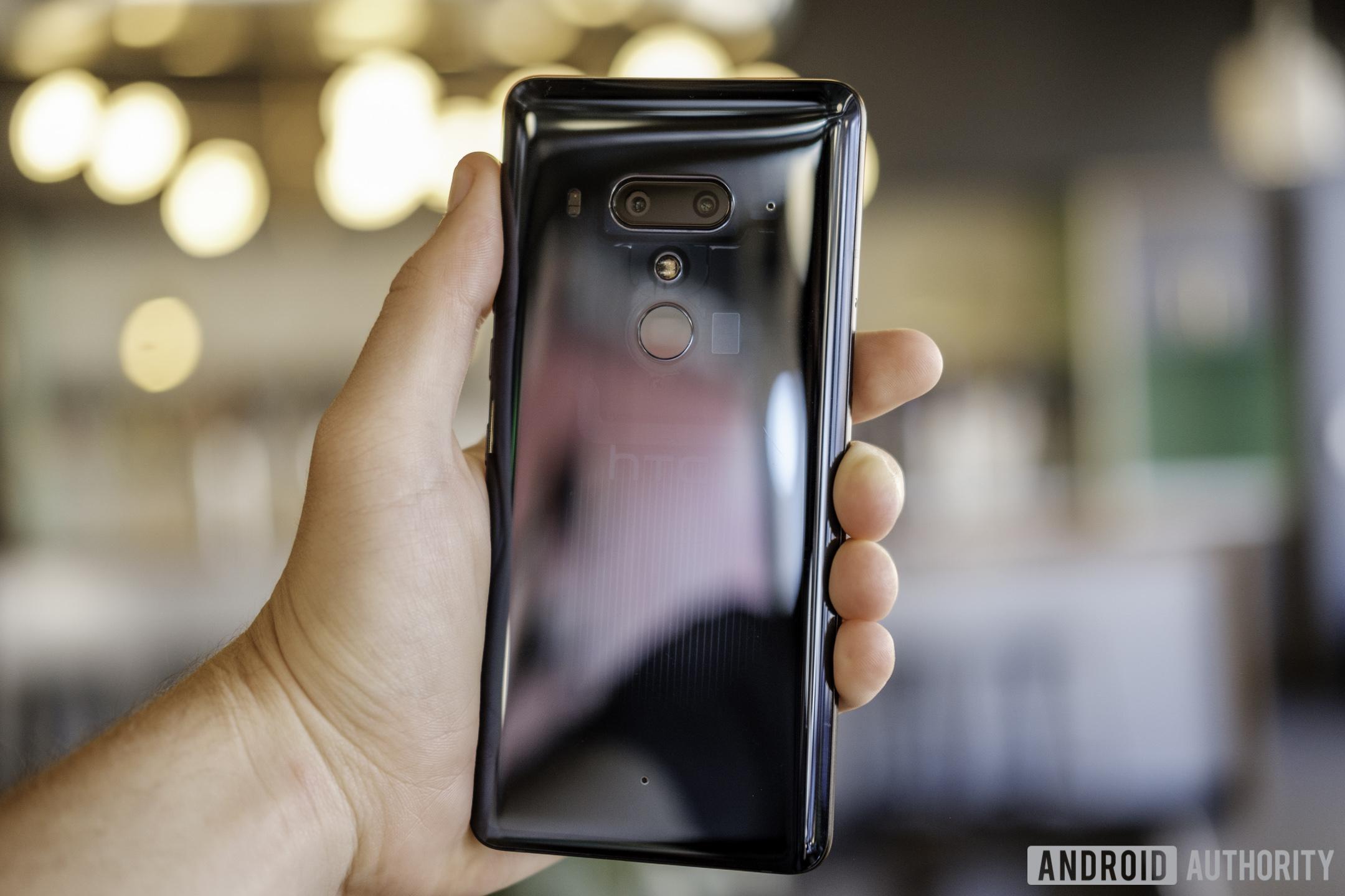 The HTC U12 Plus