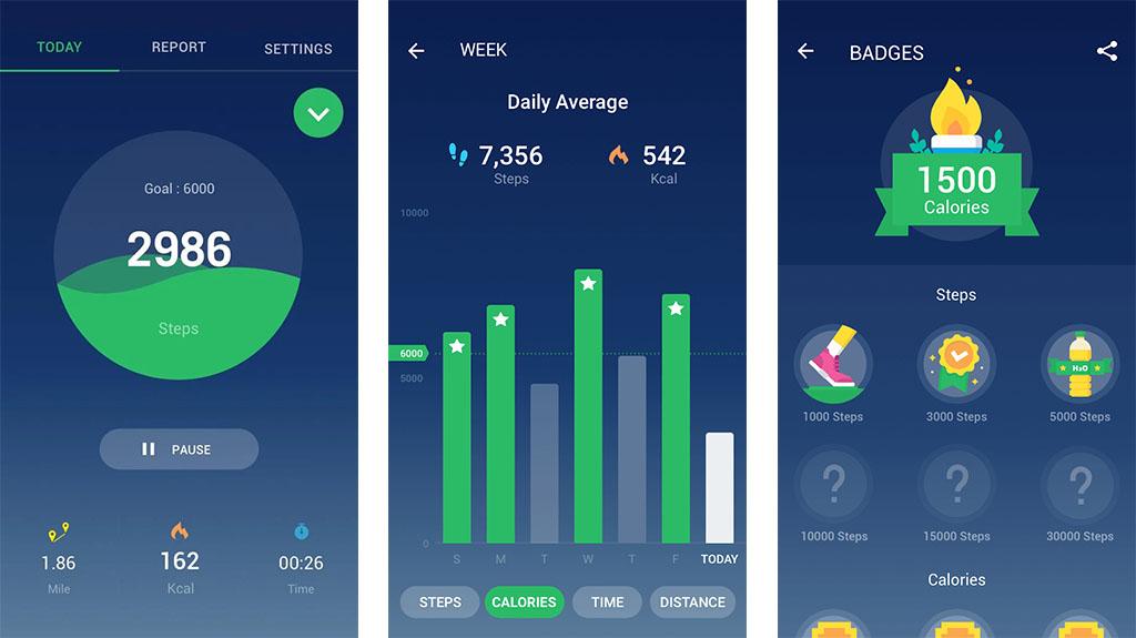 Leap Fitness - best fitness tracker apps