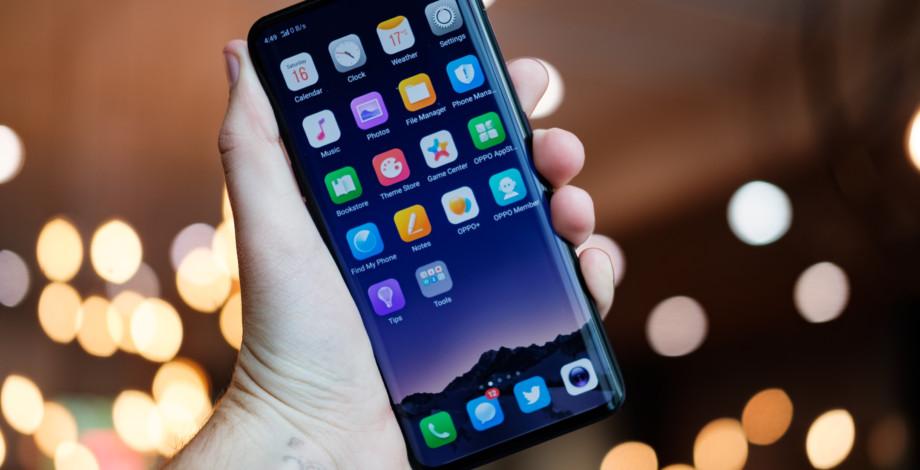 Oppo Find X vs Galaxy S9 Plus vs OnePlus 6 vs Huawei P20 Pro