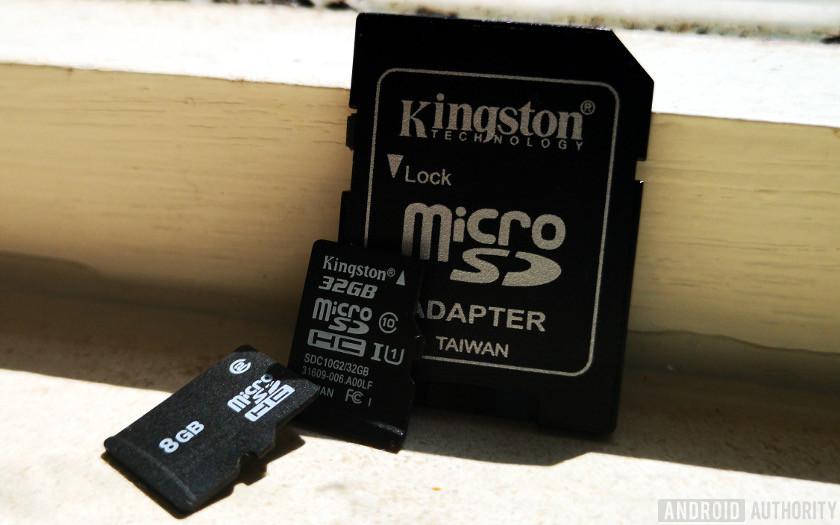 SD to microSD card