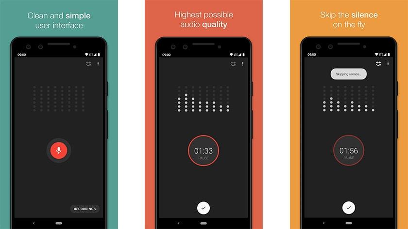 Smart Recorder - best voice recorder apps