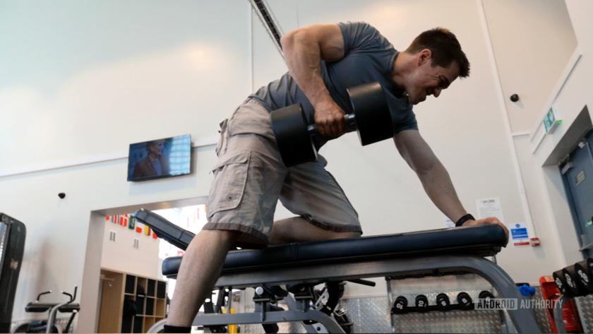 MATRIX PowerWatch workout