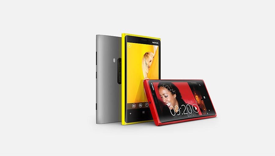The Lumia 920.