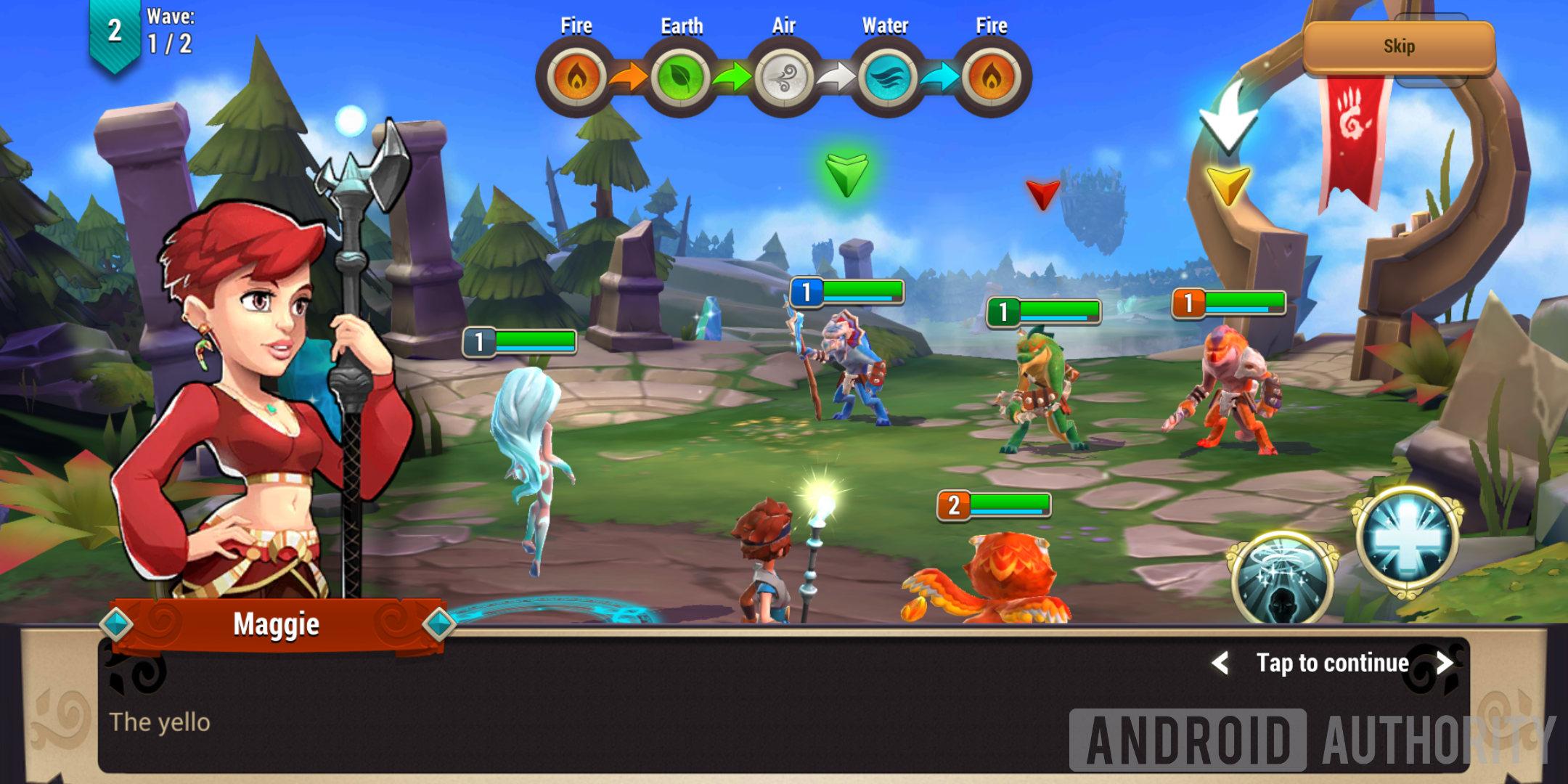 might & magic elemental guardians story