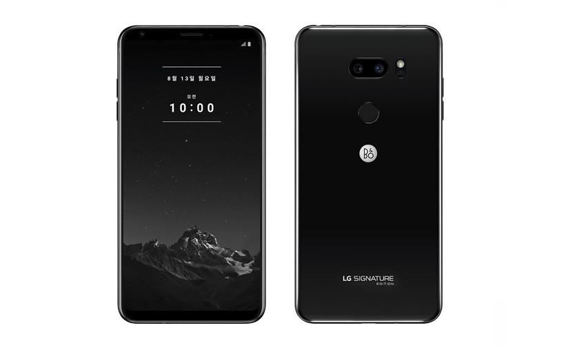 LG Signature Edition V35