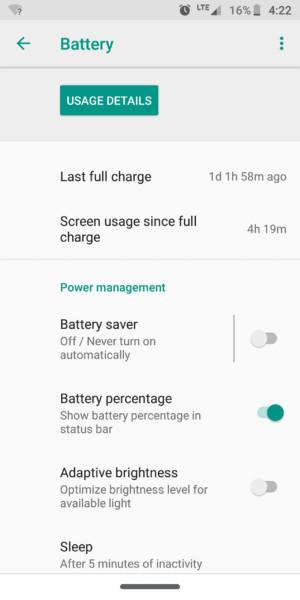 moto z3 play benchmark performance battery usage