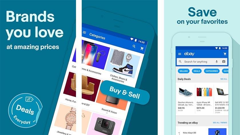 Download app ebay mobile india