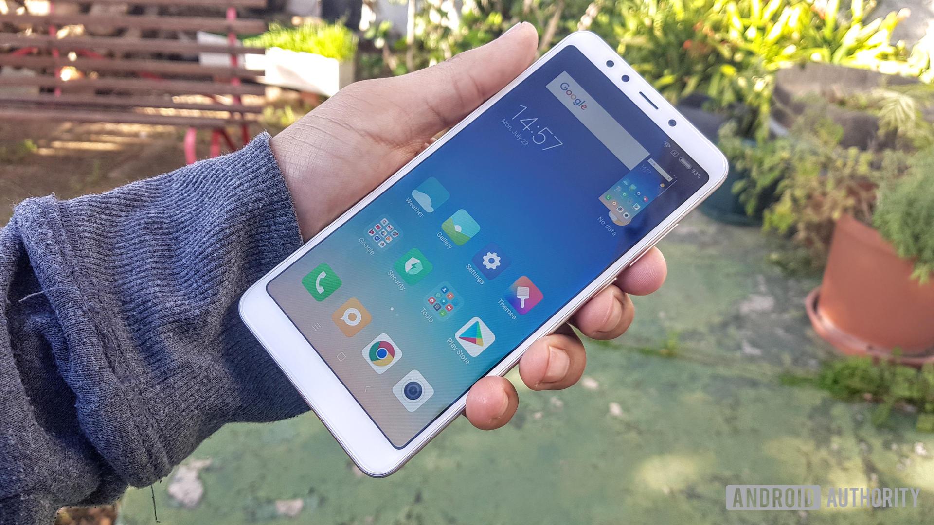 Screenshot Xiaomi