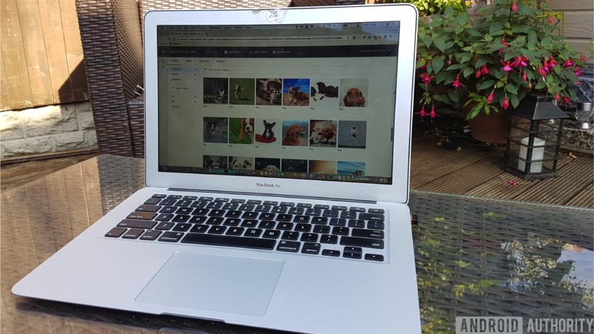 Cloud AutoML Vision running on Macbook
