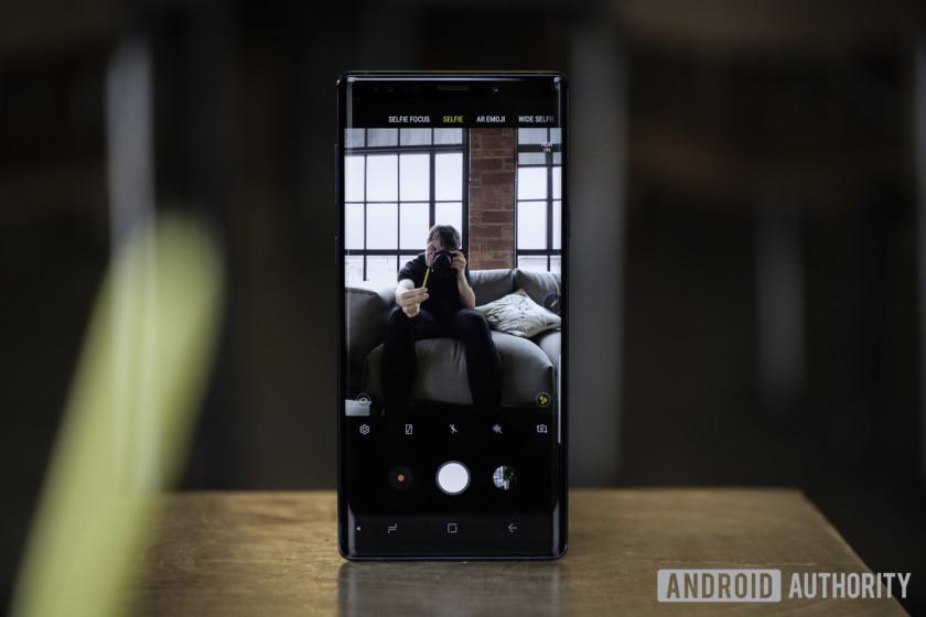 phones for selfies