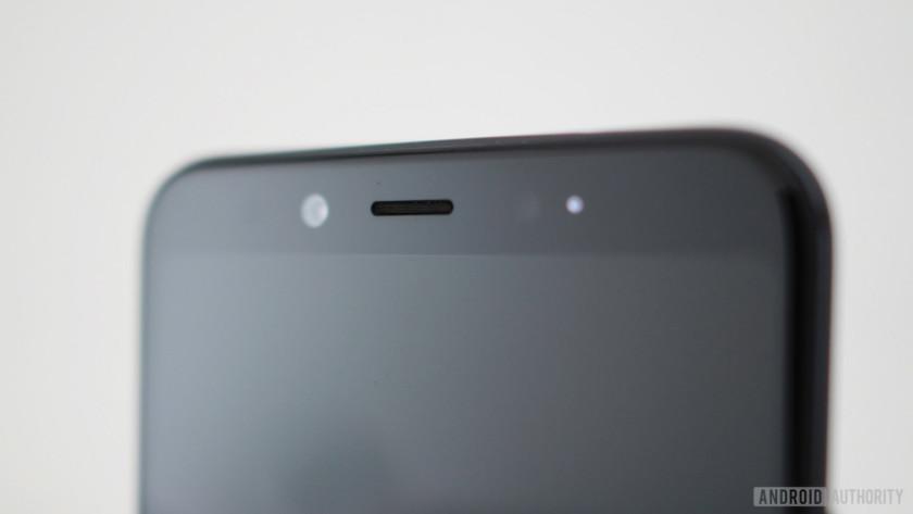 Xiaomi Mi A2 front-facing camera